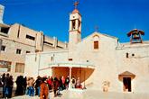 Православная Греческая церковь Архангела Гавриила и Колодца Девы Марии.