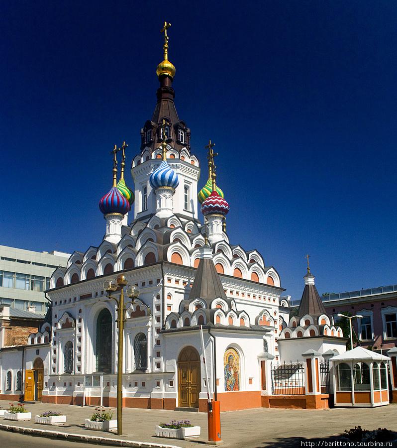 Храм Утоли моя печали.