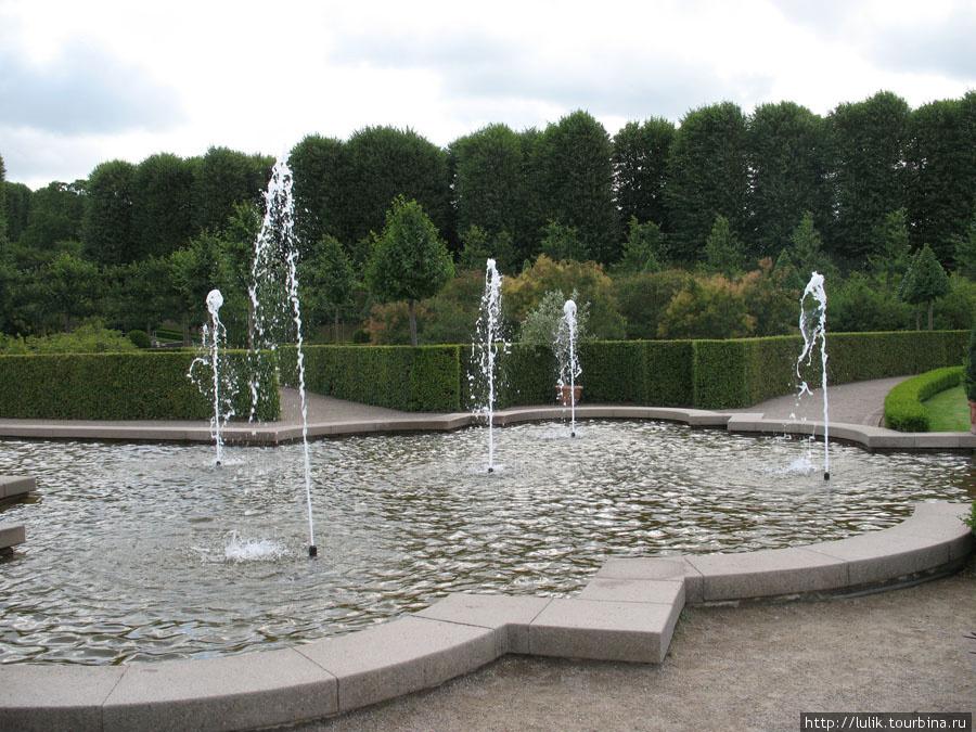 Парк Фредериксборг Хиллерёд, Дания