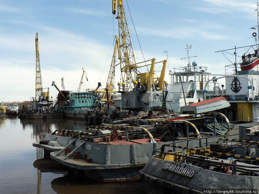 Рязанский речной флот во