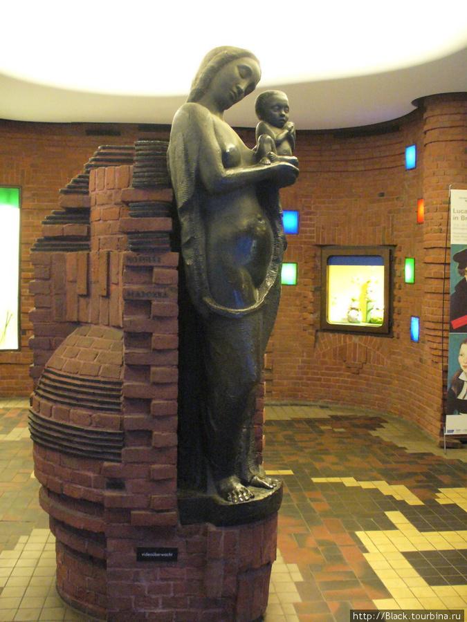 в музее Паулы Модерзон-Бекер