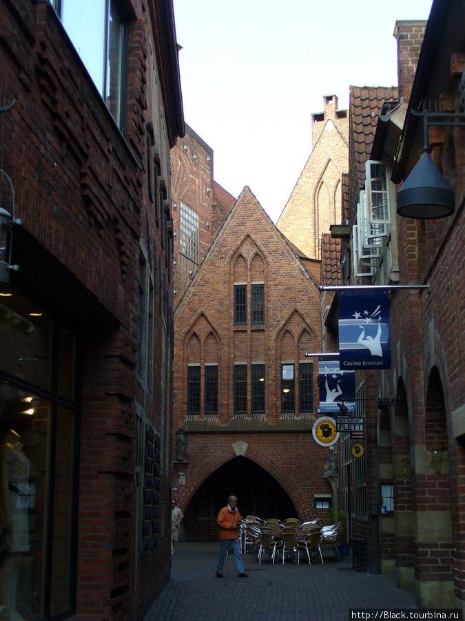 улица Бёттхерштрассе