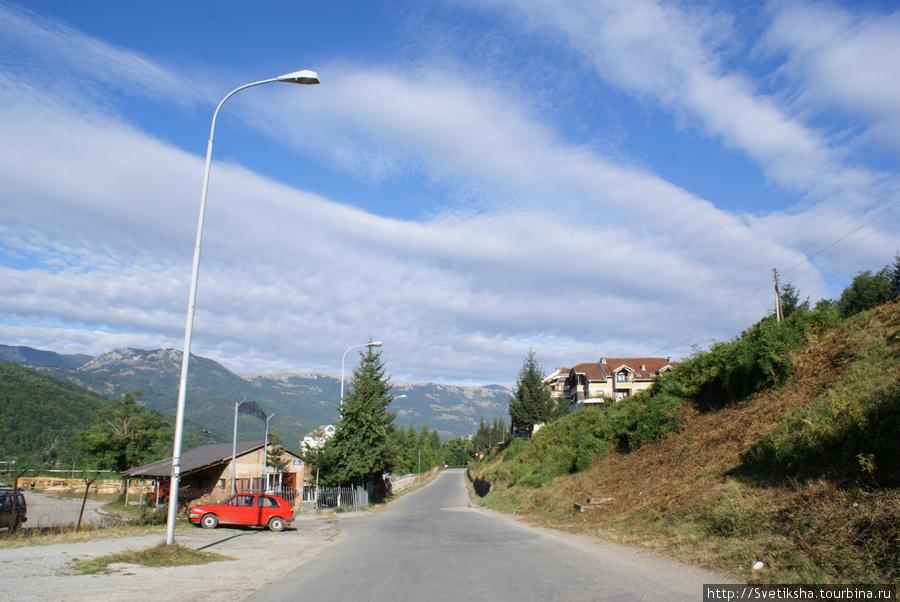 Былое величье Мойковац, Черногория