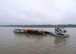 река Напо единственная дорога в Перу и выход к океану.