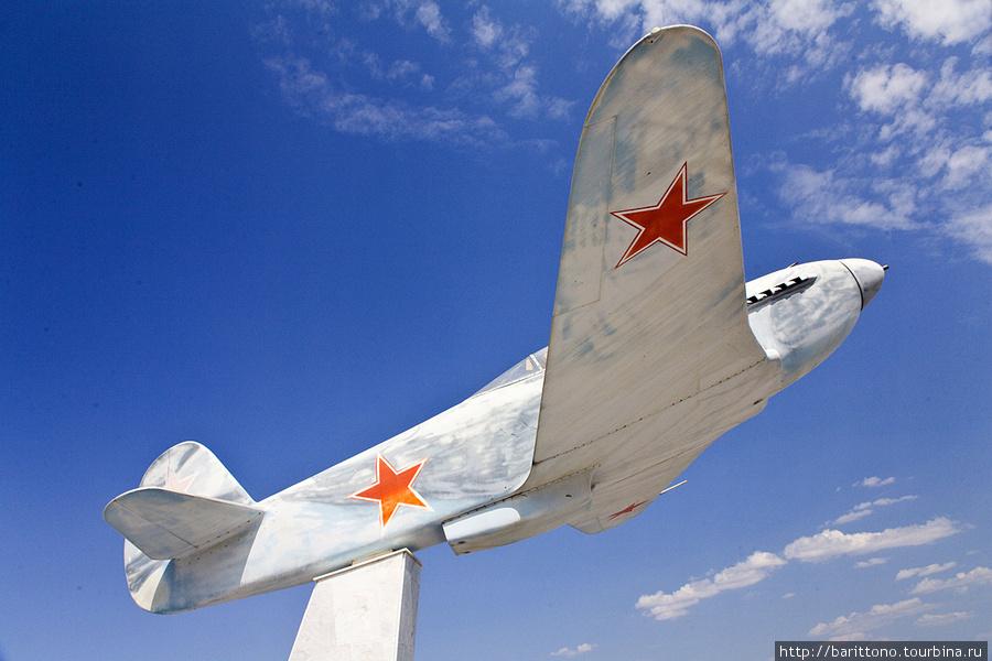 Экспонат панорамы Сталинградская битва
