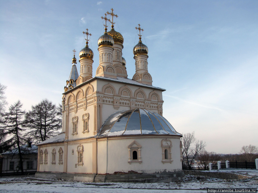 Церковь Спаса на Яру.
