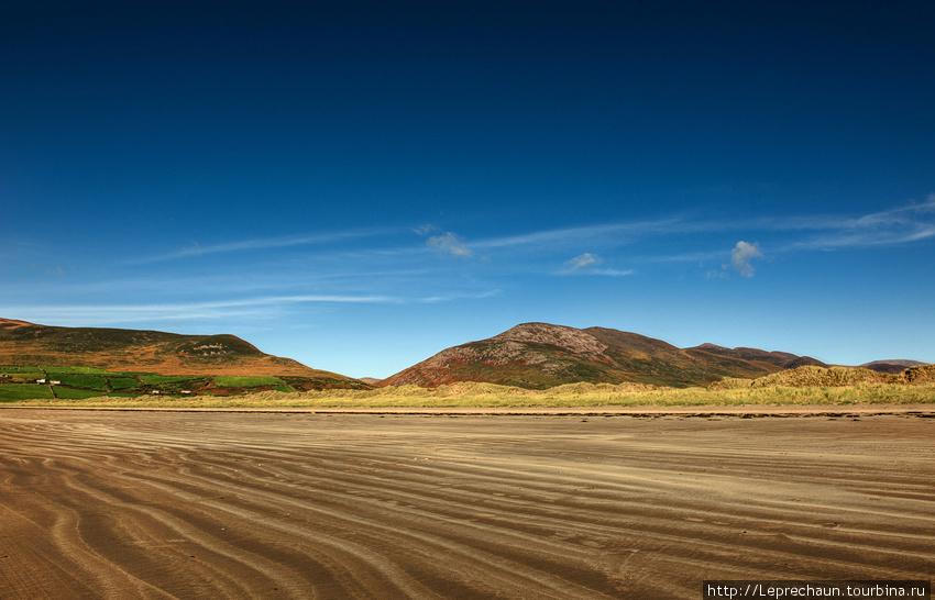 Пляж а деревушке Инч