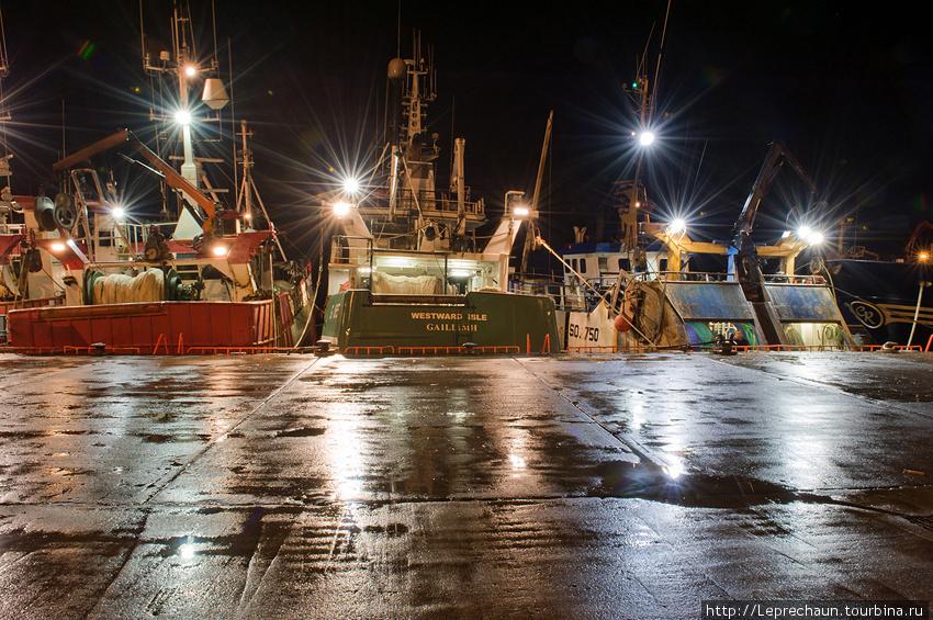 Порт в Килибегз