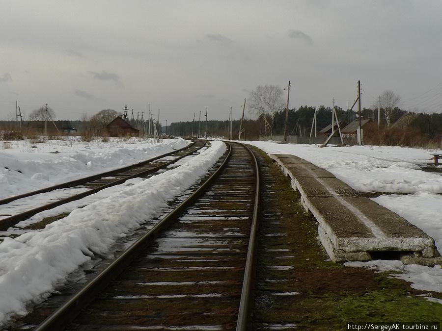Станция Теребень