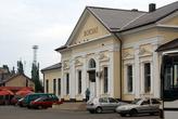 Вокзал в Балтийске