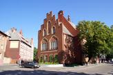 Свято-Георгиевский морской собор Балтийского флота в Балтийске