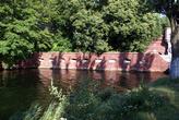 Крепость Пиллау в центре Балтийска