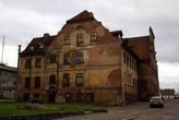 Немецкий дом в Гвардейске