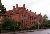 Старый немецкий дом в Гвардейске