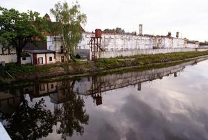 Тюрьма в Гвардейске находится прямо на берегу реки