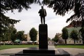 Памятник Ленину в Гусеве
