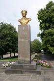 Памятник Гусеву в Гусеве