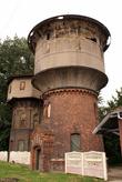 Водонапорная башня у вокзала