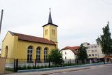 Зальцбургская кирха в Гусеве