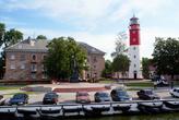 Пристань в Балтийске