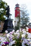 Город Балтийск в праздничном наряде