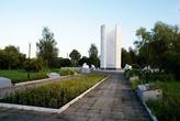 Мемориал памяти воинов, погибших во время Великой Отечественной войны