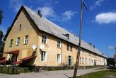 Старый немецкий дом на Балтийской косе