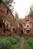 Внутри замка Бальга
