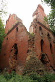 Угол замка Бальга