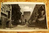 Старое фото замка Бальга