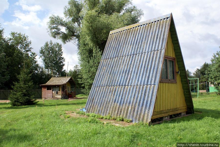 Домик на турбазе у замка Бальга Калининградская область, Россия