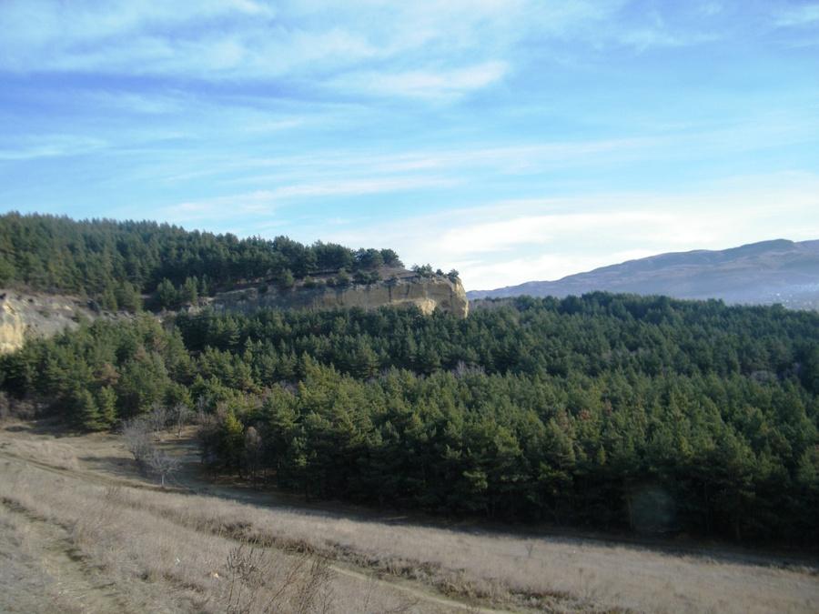 Леса и скалы