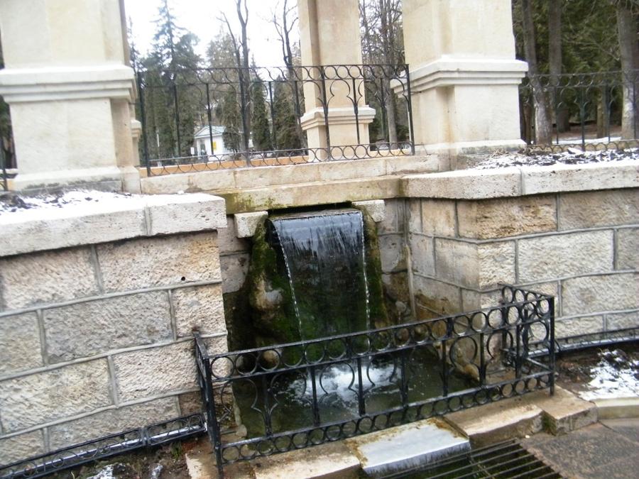 Водопад Хрустальная струя