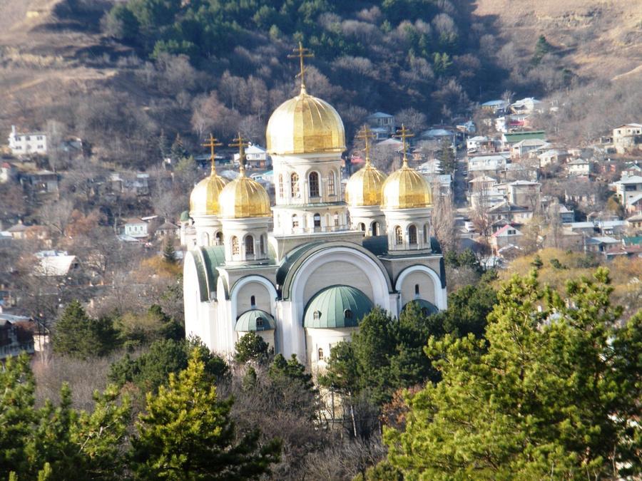 Православный Храм в Кисловодске