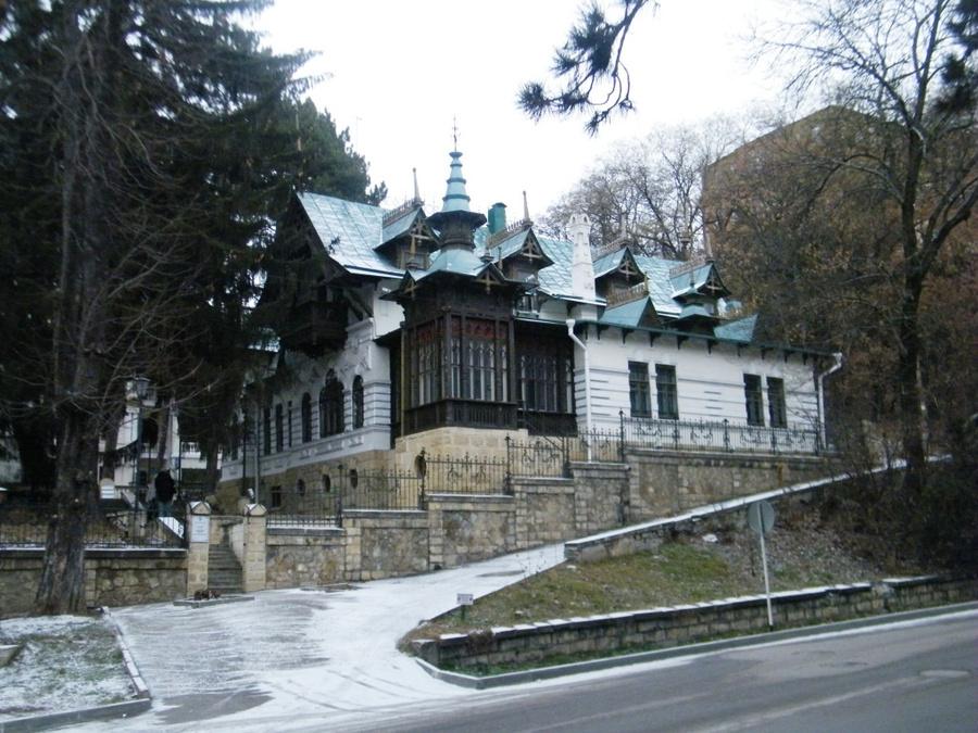 Дача Шаляпина