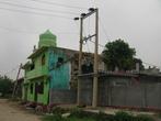 мечеть, разрушенная в войну