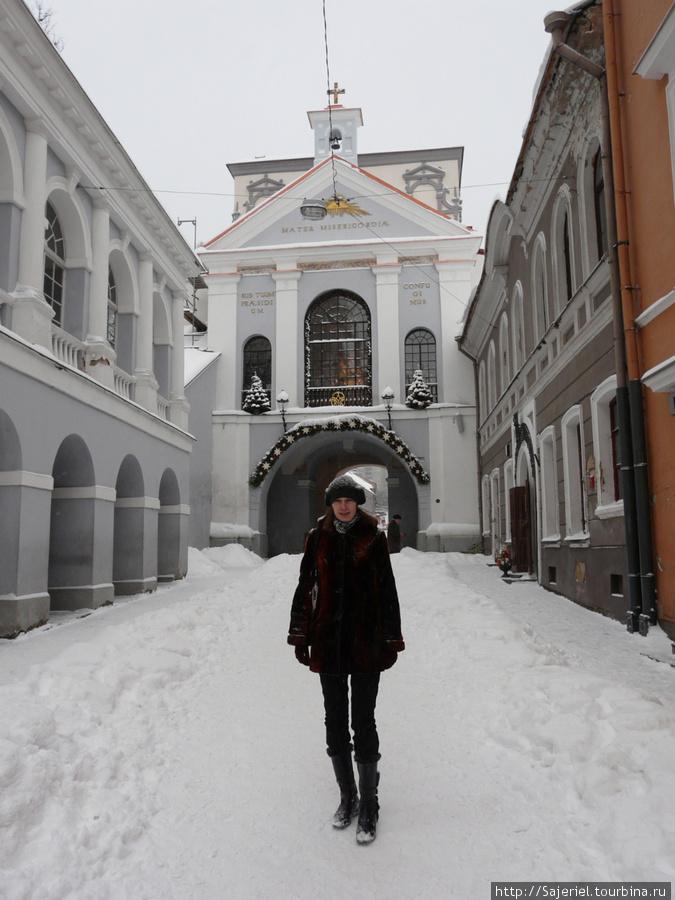 В старом городе