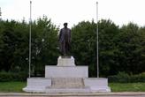 Памятник Ленину в Черняховске