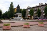 Памятник Барклаю-де-Толли в Черняховске