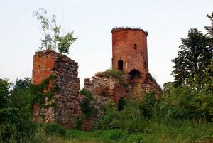 Руины Шеоргенбурга