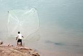 рыбак, Меконг