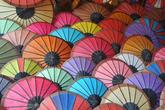 зонтики из рисовой бумаги