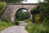 Проезд под мостомВоенная зона