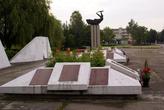 Монумент советским солдатам в Нестерове