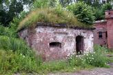 Бункер у форта №3