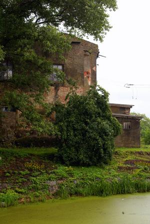 Башня замка Лабиау