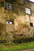 Стена замка Лабиау