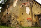 Угол замка Лабиау в Полесске
