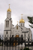 Церковь Тихона Задонского в Полесске