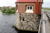 Орлиный мост в Полесске
